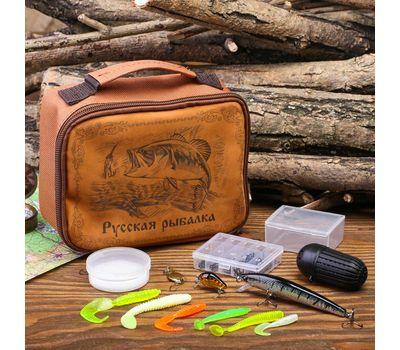 Подарочный набор рыболовных принадлежностей 13 предметов, фото 1