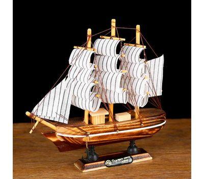 Кораблик сувенирный «Трёхмачтовый», фото 2