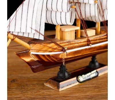 Кораблик сувенирный «Трёхмачтовый», фото 3