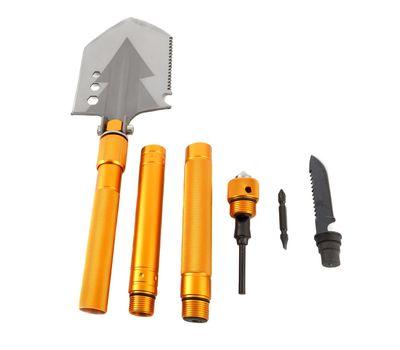 Тактическая разборная многофункциональная лопата, фото 1