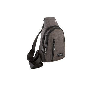 Мужская текстильная сумка через плечо N 502, фото 1