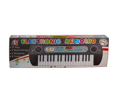 Детский музыкальный синтезатор с FM-радио, фото 1