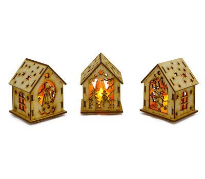 Подарочный набор новогодних светильников (3 шт), фото 3