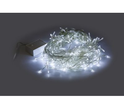 Гирлянда «Дождик»  8 м, цвет свечения белый, фото 1
