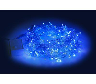 Гирлянда «Дождик» 4,5 м, цвет свечения синий, фото 1