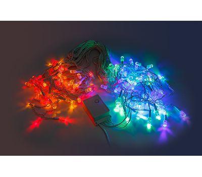 Новогодняя гирлянда АВ-7 цвет свечения многоцветная, фото 1