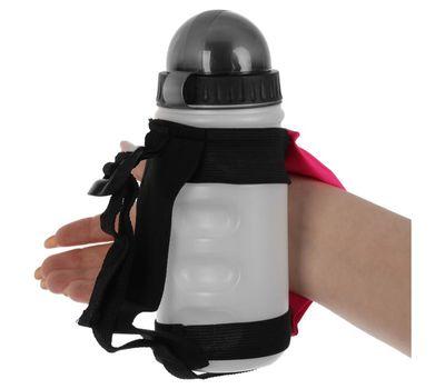 Бутылка спортивная на руку с сумочкой, фото 3