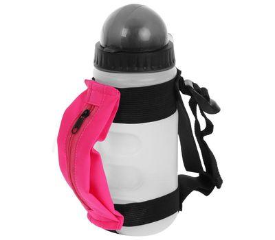 Бутылка спортивная на руку с сумочкой, фото 2