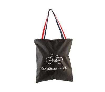 """Хозяйственная эко-сумка """" Модница"""", фото 1"""