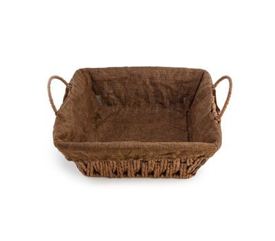 Хлебница плетеная квадратная, фото 1